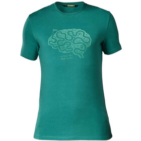 Mavic Cyclist Brain T-shirt Homme, everglade